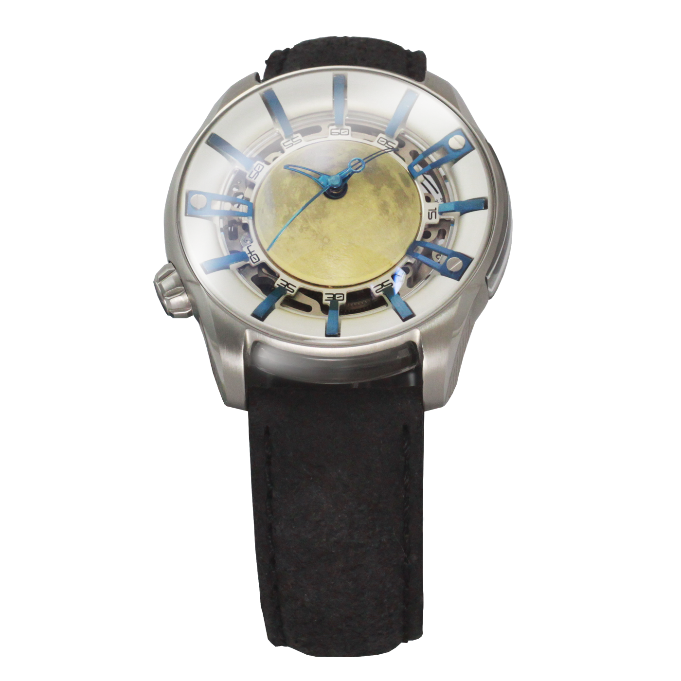 OVD Full Moon MW-001 Automatic Men's Watch Walker Microbrand