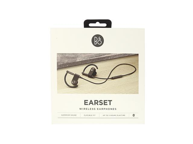 Bang & Olufsen Premium Wireless Bluetooth Earset 1646002 Graphite Brown