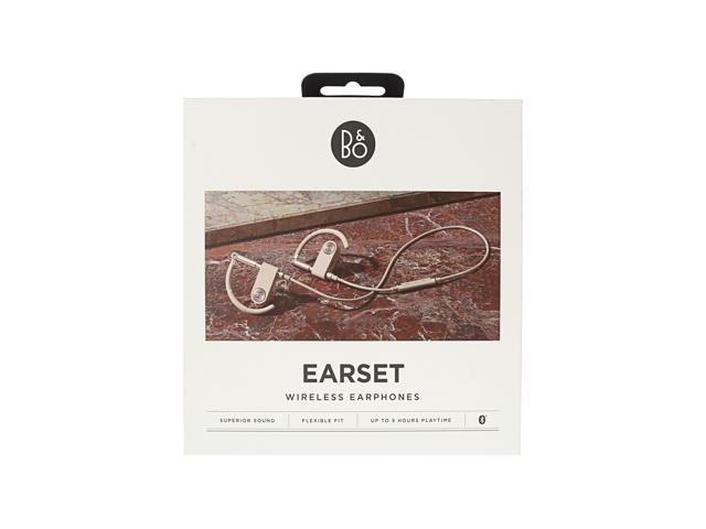 Bang & Olufsen Earset Premium Bluetooth Wireless 1646007 Limestone